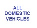 all domestic vehicles