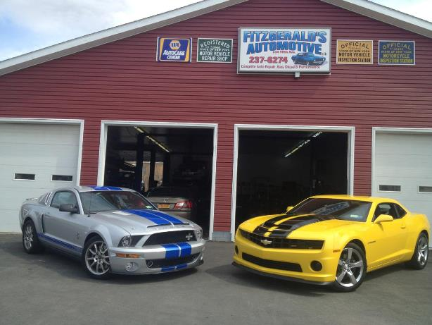 Fitzgerald 39 S Automotive Llc Troy Ny